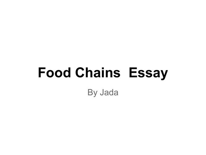 the milk chain essay We will write a custom essay sample on supply chain of cadbury specifically for you  dairy milk, dairy milk caramel, crème egg, crunchie, flake, dream,.