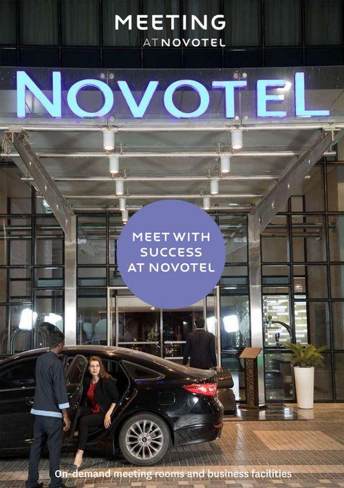 Meeting at Novotel Gate Abu Dhabi