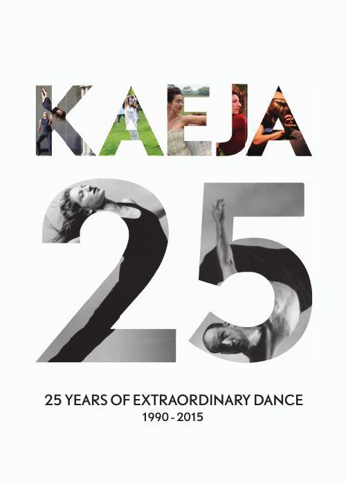 KAEJA 25 - Celebrating 25 YEARS of extraordinary dance