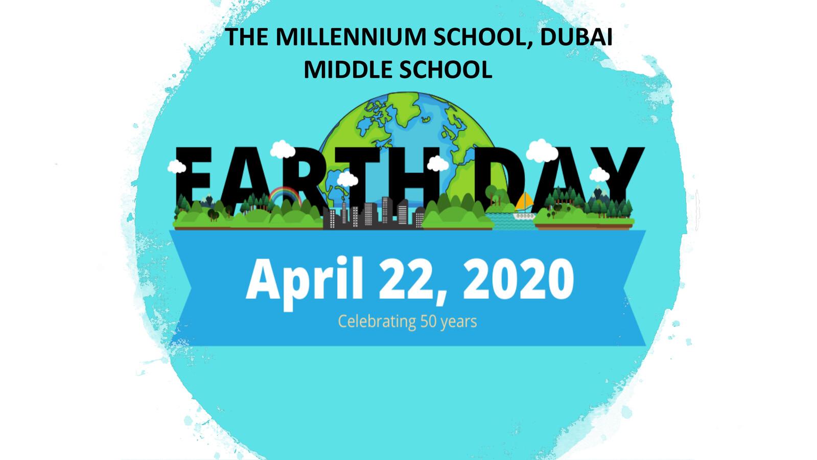 Earth Day 2020 by Suja Ranganathan - Flipsnack