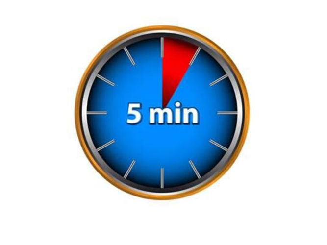 5-minute 5s overview by vic ollada