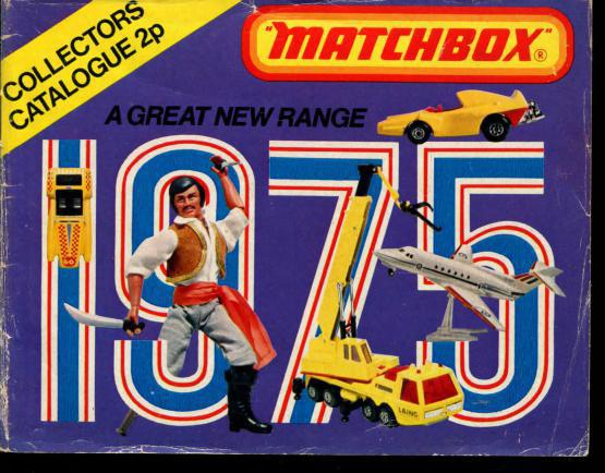 Matchbox Collectors Catalogue - 1975 by Matchbox Club - Flipsnack