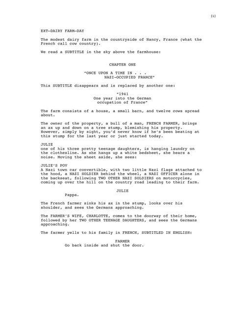 inglourious basterds script pdf
