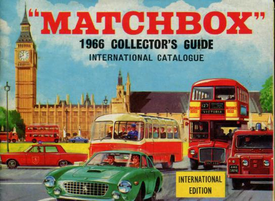 Matchbox Collectors Catalogue - 1966 by Matchbox Club - Flipsnack