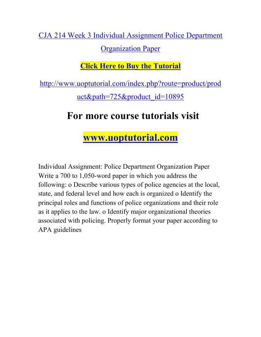cjs 240 week 8 checkpoint drug use and delinquency Cjs_240_week_8_checkpoint_drug_use_and_delinquency_responsedocx not rated buy tutorial $6 save time and money our teachers already did your homework, use it.