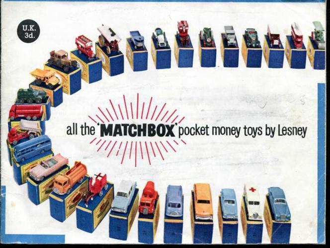 Matchbox Collectors Catalogue - 1960 by Matchbox Club - Flipsnack