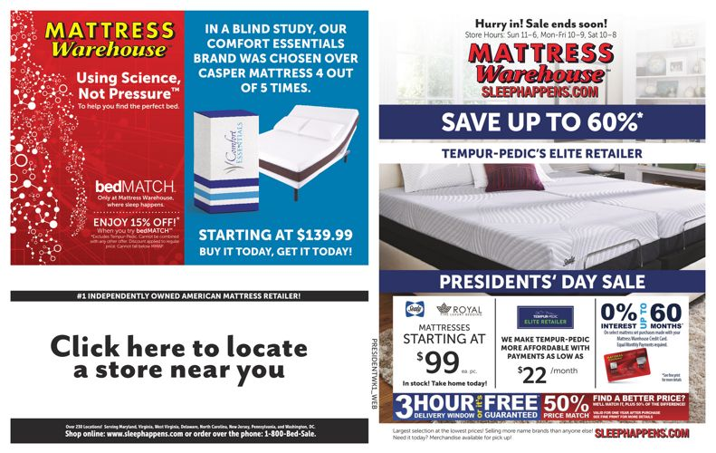 sale mattress presidents day beautyrest mobile