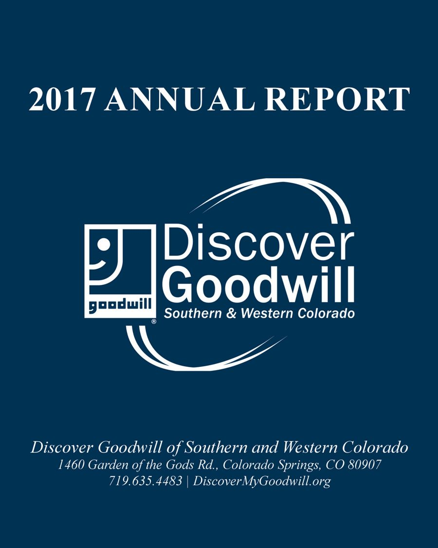 2017 discover goodwill annual report by discovergoodwill flipsnack