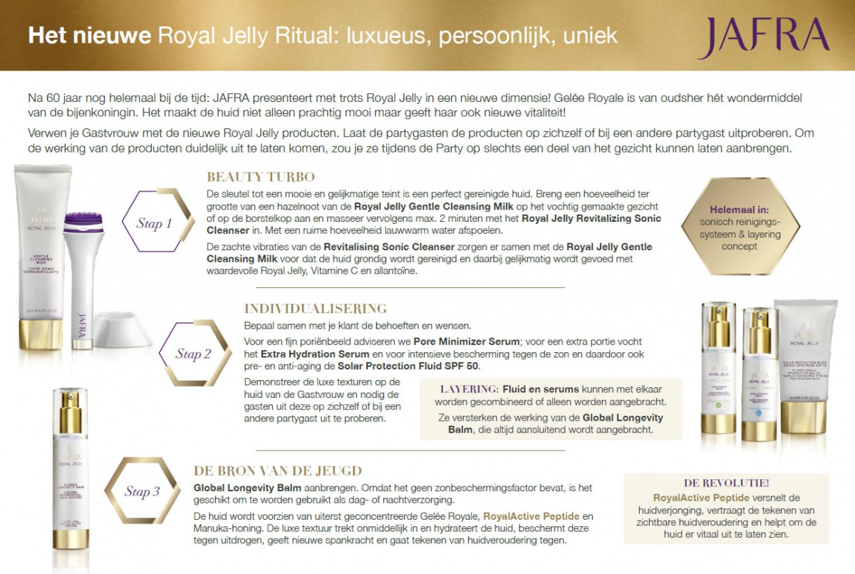 New Royal Jelly Ritual By Flipsnack Jafra