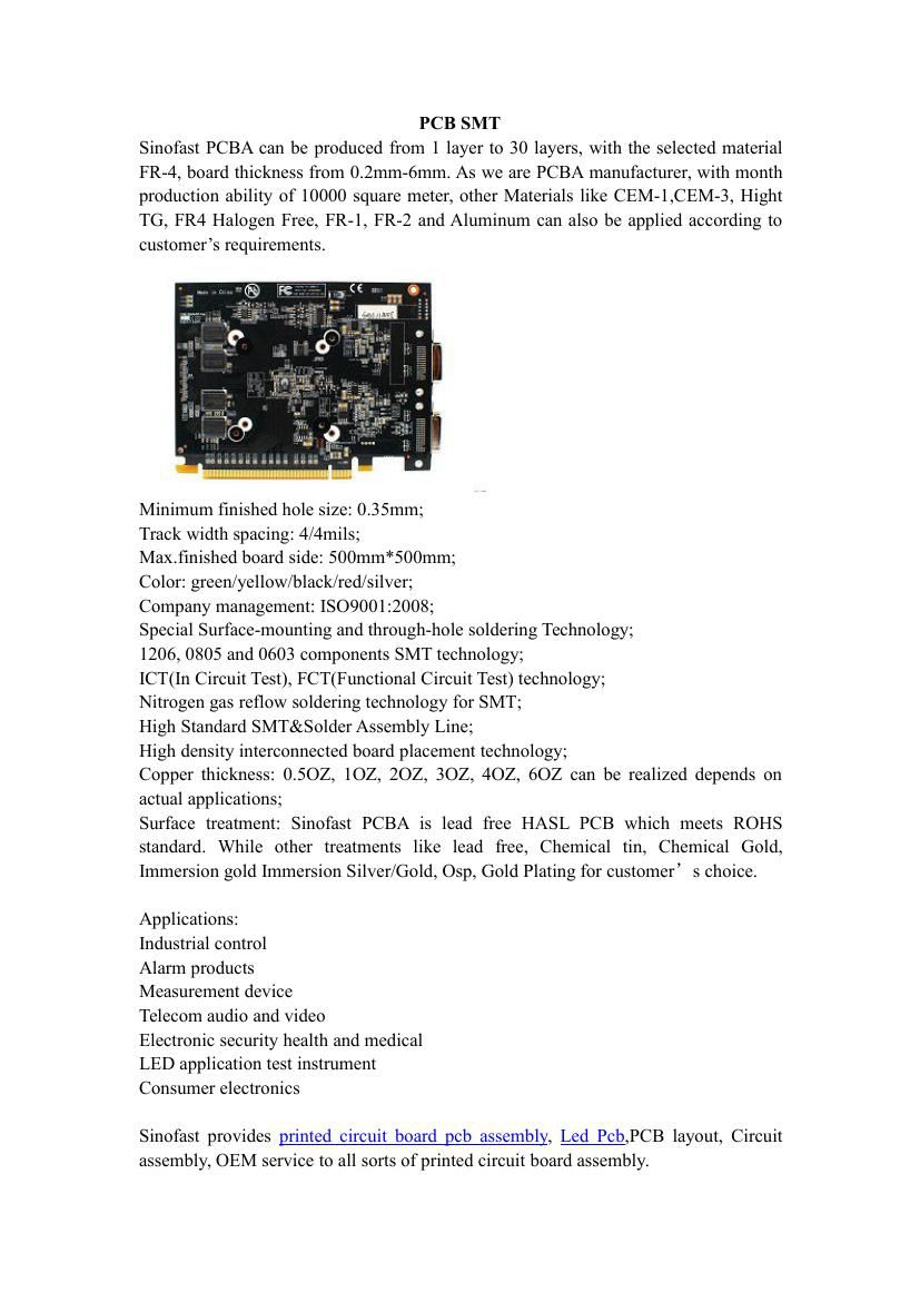 Pcb Smt By Zhen Shen Flipsnack Pcba Printed Circuit Board Assembly Manufacturing