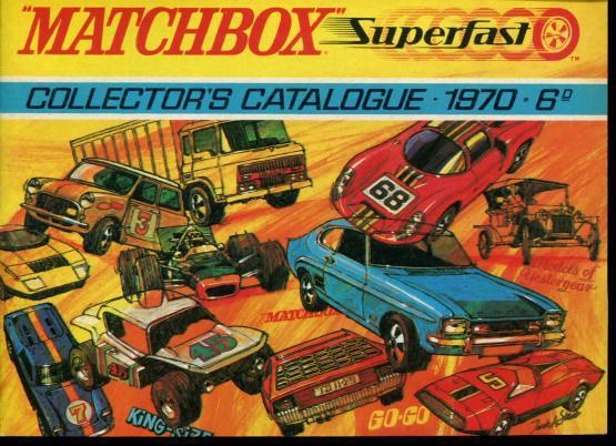 Matchbox Collectors Catalogue - 1970 by Matchbox Club - Flipsnack