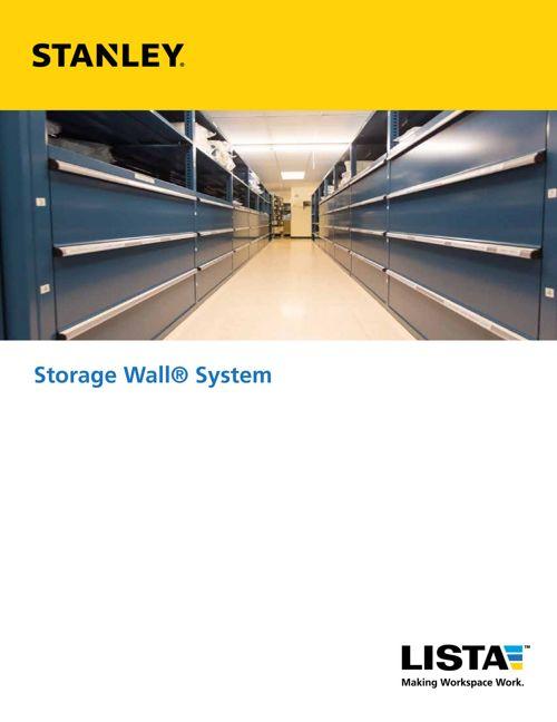 Delicieux Storage Wall® Brochure   Lista®