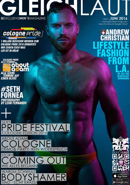Gleichlaut Issue June 2016 By Gleichlaut-mag