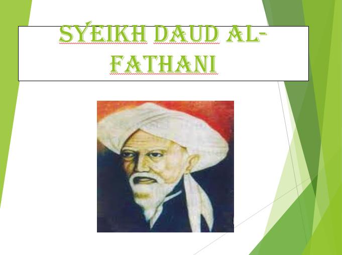 Syeikh Daud Al Fathani By Farhan Flipsnack
