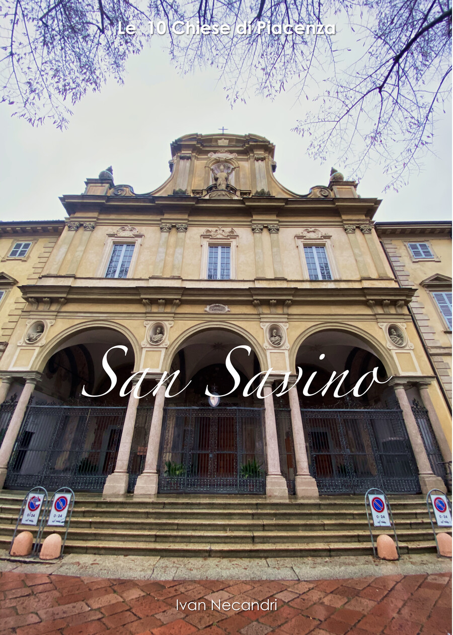 Le 10 Chiese di Piacenza - San Savino by... - Flipsnack
