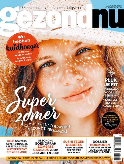 29899fe6ad02cc gezondNU 7/8 | Maak van je zomer een superzomer! Published on Jun 21, ...