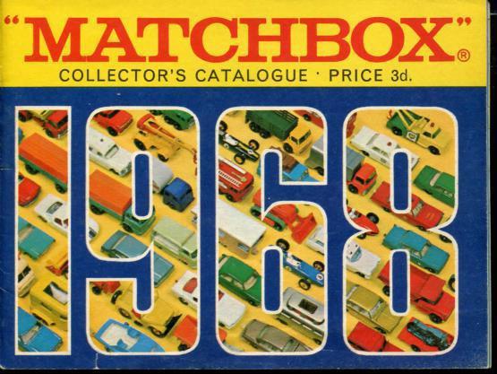 Matchbox Collectors Catalogue - 1968 by Matchbox Club - Flipsnack