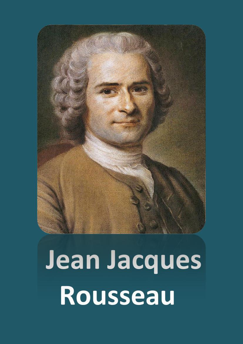 jean jacques rousseaus influences on the honors Jean-jacques rousseau (1712–1778) was born in geneva, switzerland, where all adult male citizens could vote for a representative government rousseau traveled in france and italy, educating himself.