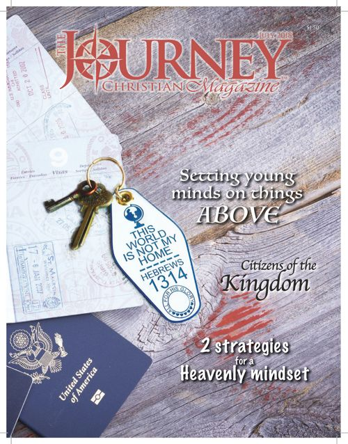 Journey Magazine July 2018