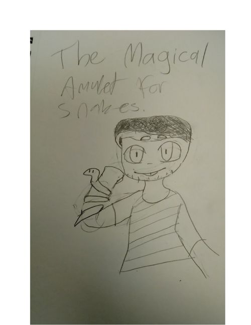 Magical Amulet For Snakes-3