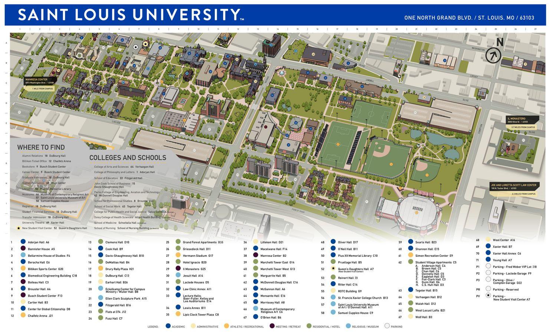 SLU Campus Map Sheet_16 by chrisschmieder - Flipsnack