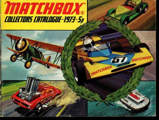 Matchbox Collectors Catalogue - 1973 by Matchbox Club