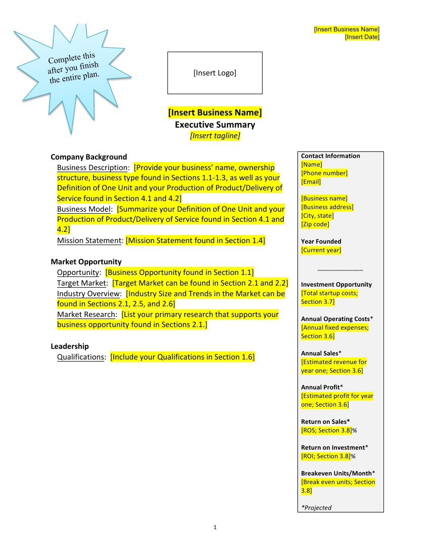 Nfte Business Plan Template Image Collections Business Cards Ideas