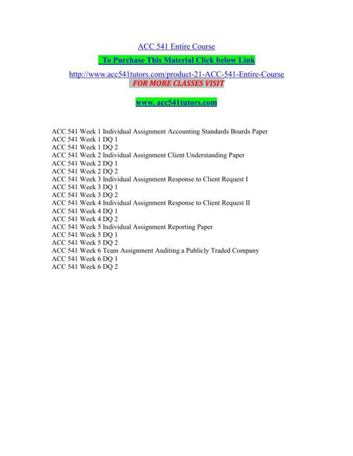 acc 542 week 3 individual assignment Acc 542 week 3 individual assignment data table analysis.