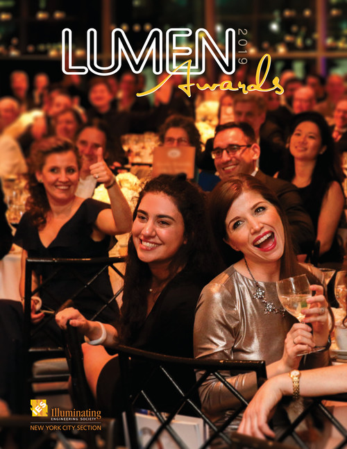 2019 IESNYC Lumen Awards Journal