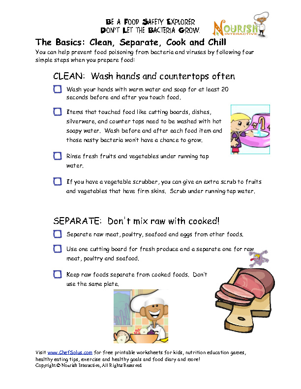 sci 241 food safety worksheet Running head: food safety worksheet 1 food safety worksheet tiffany grabowski sci/241 december 19, 2013 ben vallejo this preview has intentionally blurred sections sign up to view the full version.