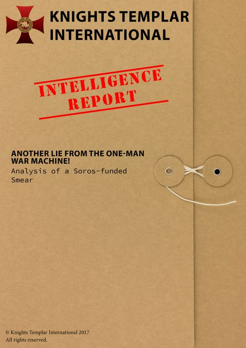 Intelligence Report - 27th April 2017 by S McBride - Flipsnack