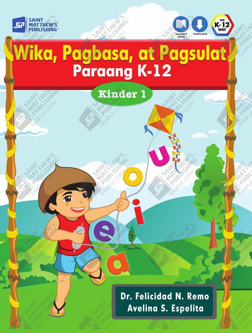 Wika, Pagbasa, at Pagsulat Kinder 1 by... - Flipsnack