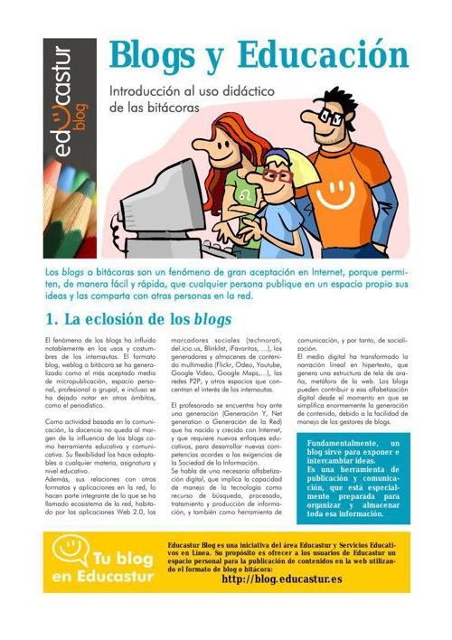 Blogs Y Educacion By Paola Samano Flipsnack