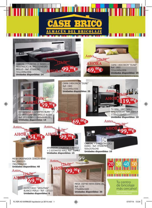 folleto cash brico by Cashbrico Cashbrico - Flipsnack