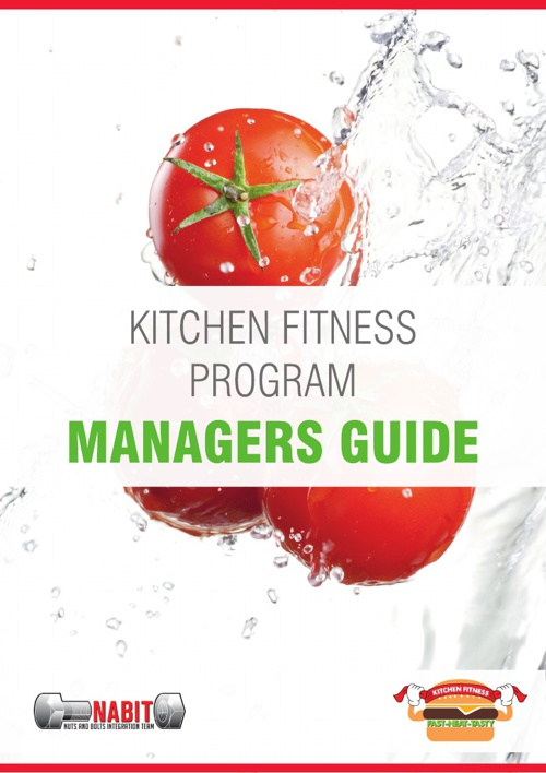 Kitchen fitness managers guide for metime