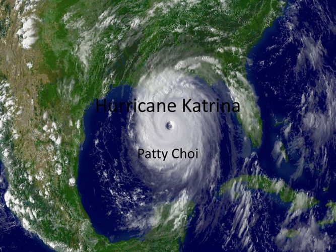 what was hurricane katrina Here's a look at how harvey's impact compares with other historic hurricanes and storms, including hurricane katrina, which made landfall in louisiana 12.