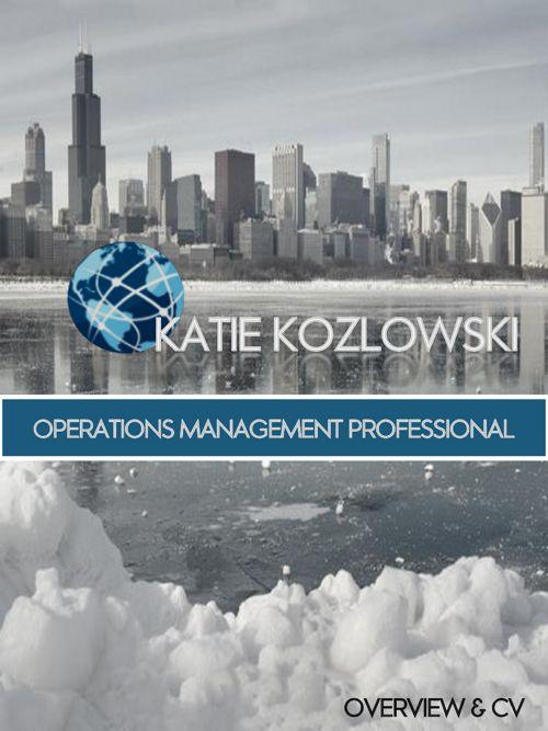 Katie Kozlowski CV
