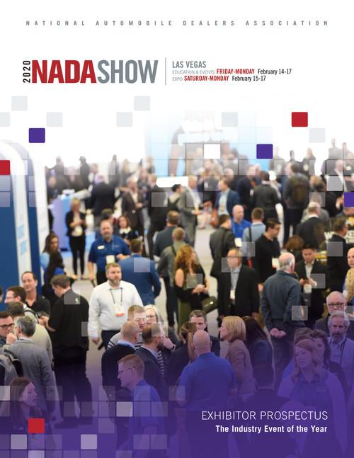Nada Show 2020.Nada Show 2020 Brochure Flipsnack