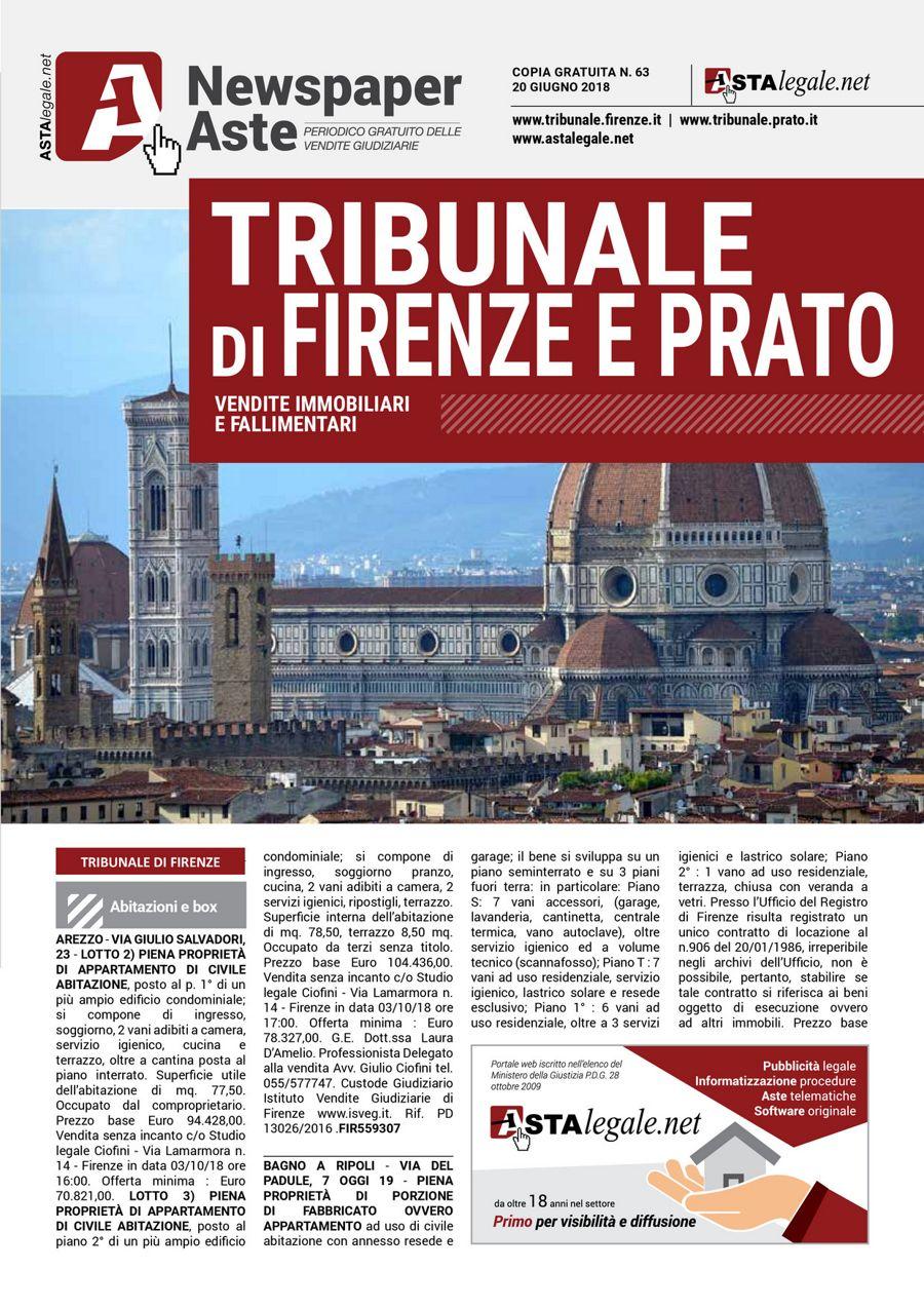 Firenze Prato 20 Giugno 2018 By Astalegalenet Flipsnack