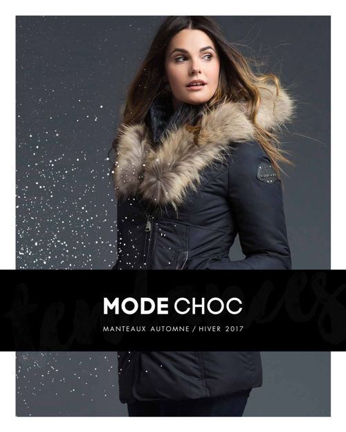 Lookbook Manteaux 2017 Mode Choc hiver by ModeChoc Flipsnack