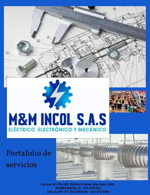 M&M INCL SAS
