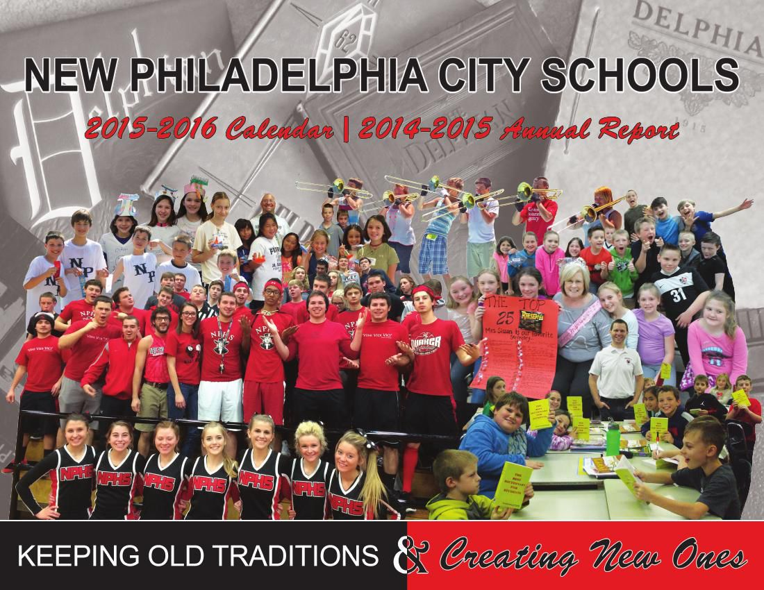 New Philadelphia City Schools By Quickprintcenterllc Flipsnack