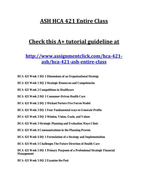 hca 320 week 2 Hca 322 week 3 assignment annotated bibliography institutional code of ethics (2 papers) this tutorial was purchased 4 times & rated a by student like you this tutorial contains 2 annotated bibliography for 2 final papers annotated bibliography.
