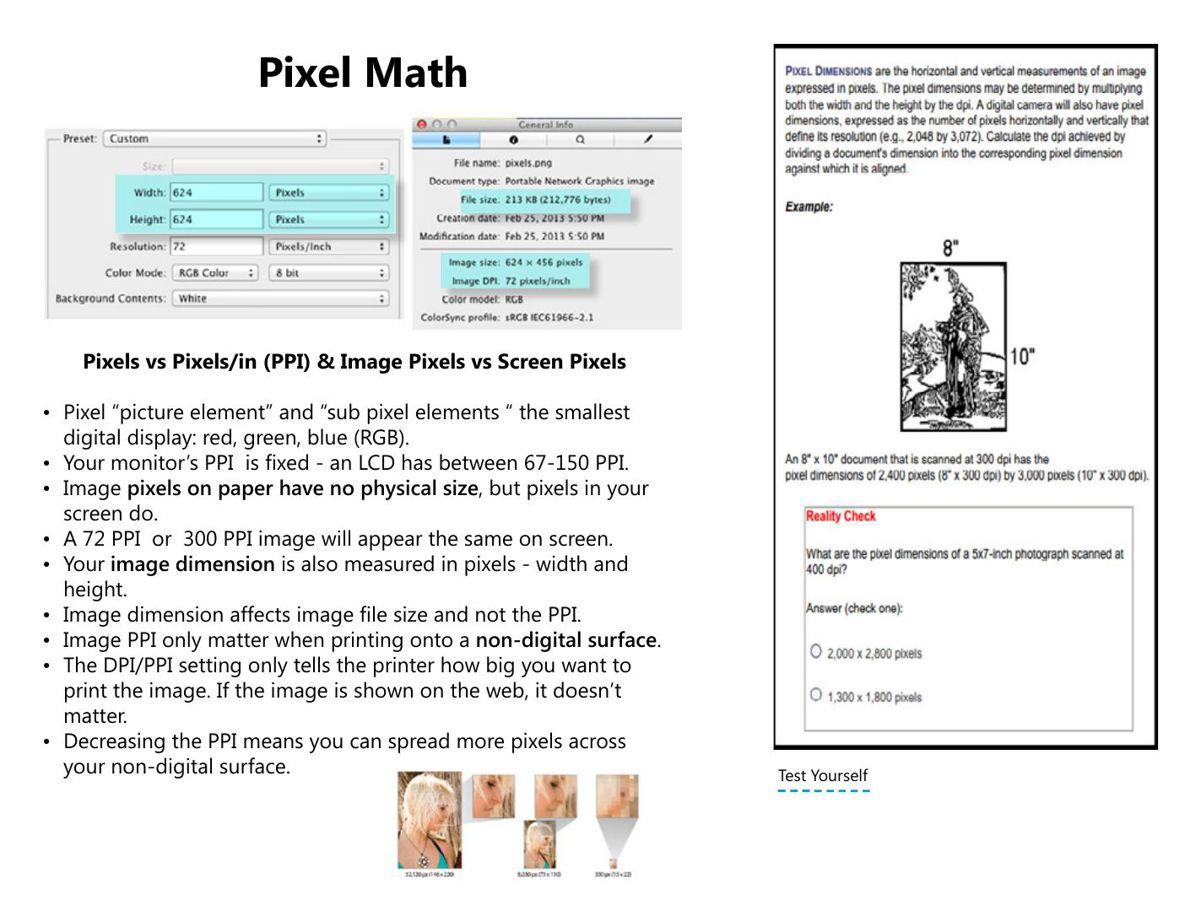 Pixel Math by Helen Bobis - Flipsnack