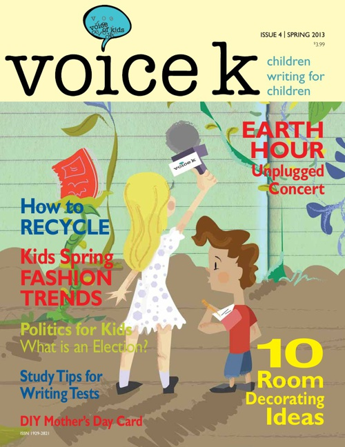 Voice K Issue 4