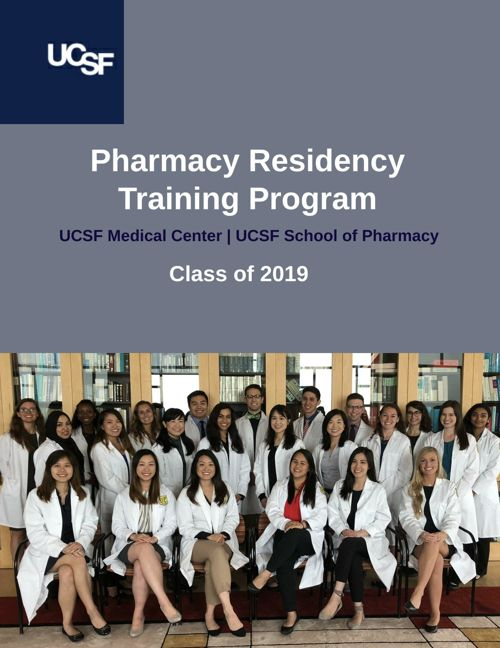 Winter 2019 Resident Register by UCSF Residency    - Flipsnack