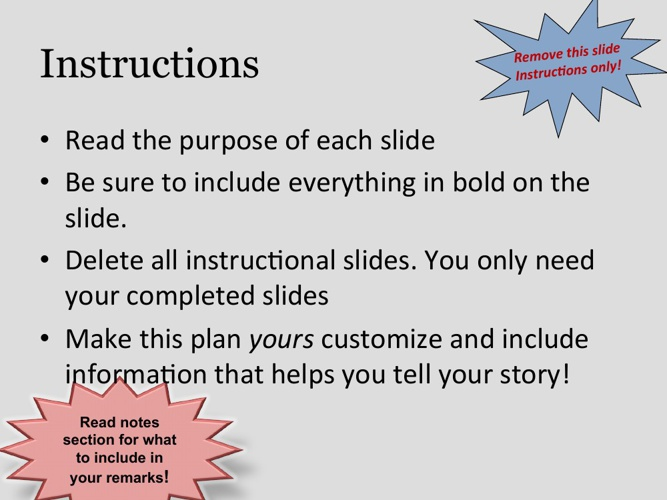 nfte business plan powerpoint