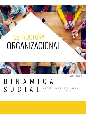 Dinamica Social By Emmily Caballero Flipsnack
