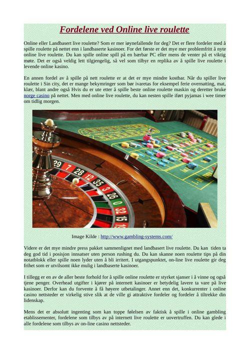 online casino erfahrungen