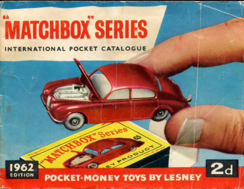 Matchbox Collectors Catalogue - 1962 by Matchbox Club - Flipsnack